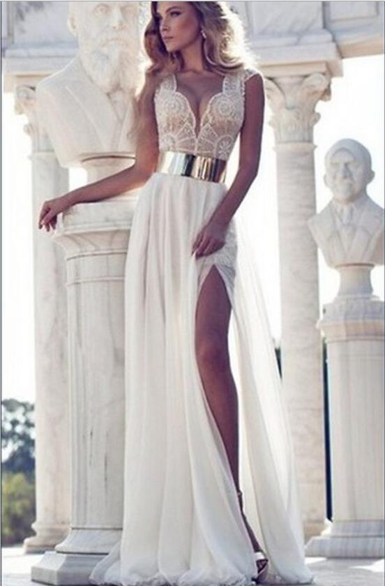 Getting the right white party dresses – thefashiontamer.c