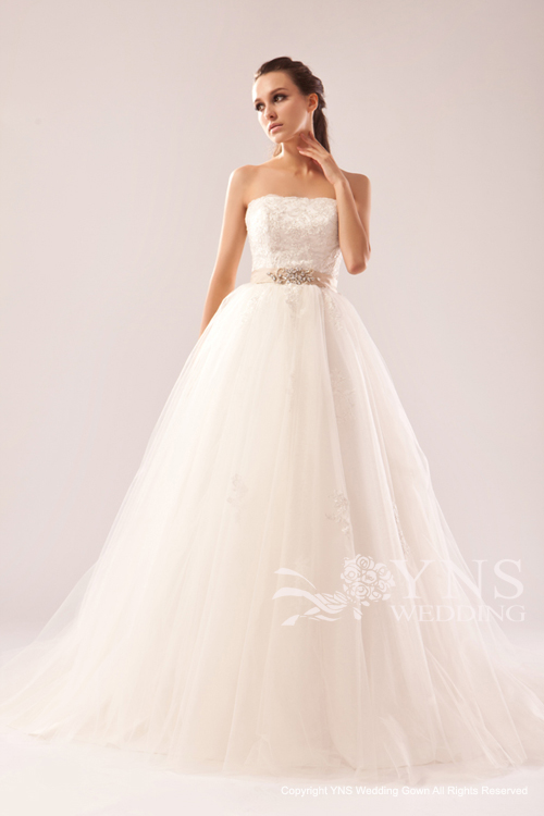 Help??off white wedding dress…what color vei