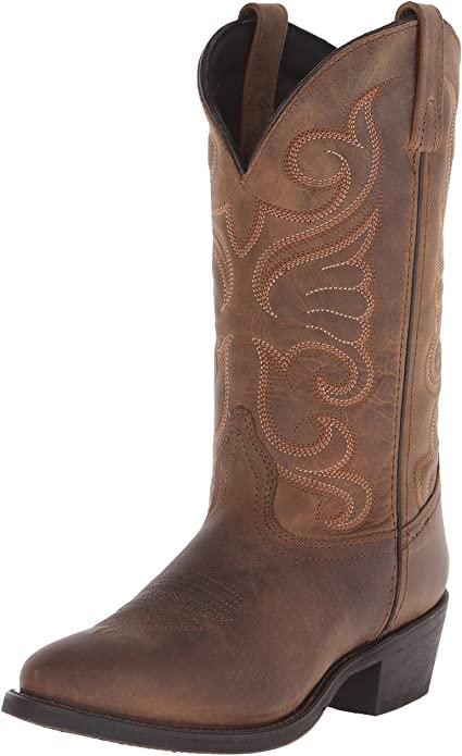 Amazon.com | Laredo Women's Bridget Western Boot | Mid-Ca