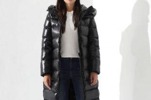 Black Winter Down Coats for Women – ChoosMeinSty