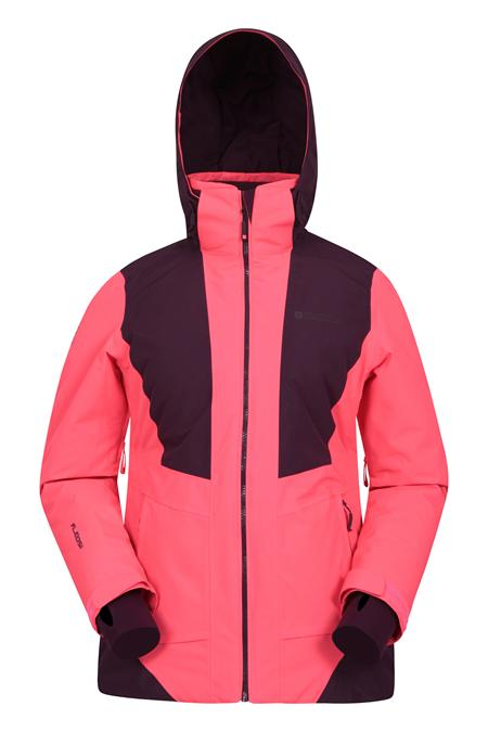 Slalom Extreme Womens Waterproof Ski Jacket | Mountain Warehouse
