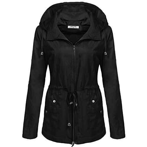 Women's Water Resistant Jacket: Amazon.c