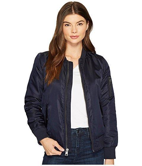 Levi's Flight Women's Bomber Jacket - Navy Blue | Clothese