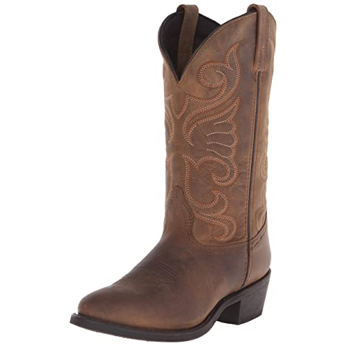 Brown Cowgirl Boots: Amazon.c