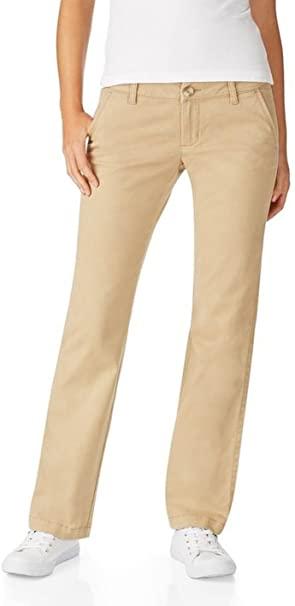 Aeropostale Womens Khaki Chino Pants 251 0S at Amazon Women's .