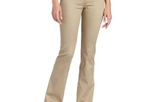 Khaki Pants Women's: Amazon.c