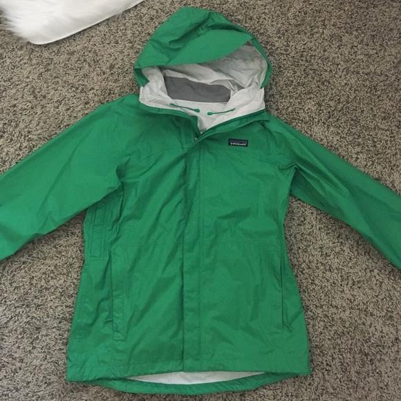 Patagonia Jackets & Coats | Womens Rain Jacket | Poshma