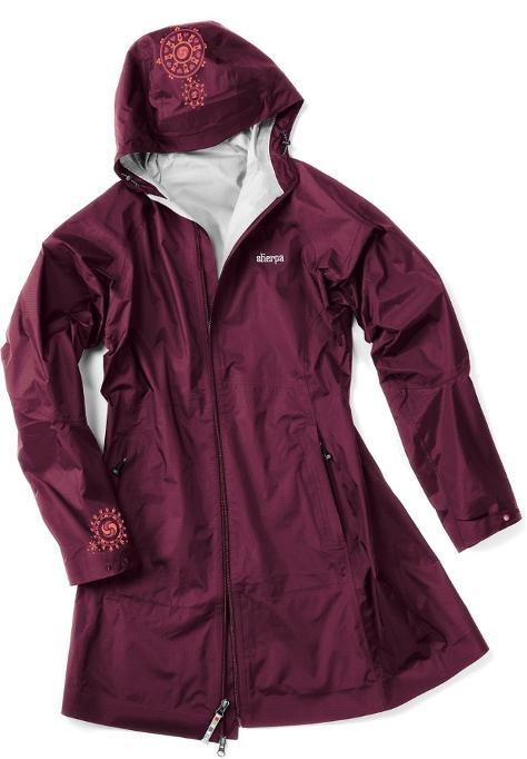Sherpa Adventure Gear Chakra Rain Jacket - Women's | REI Co-