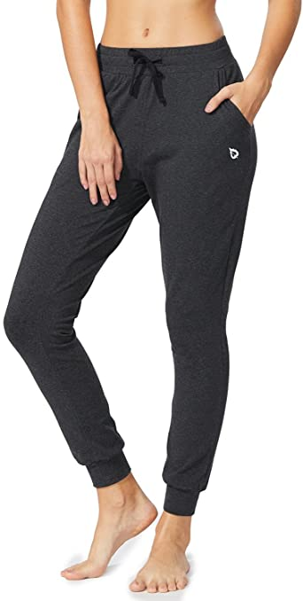 Amazon.com: BALEAF Women's Active Yoga Sweatpants Workout Joggers .