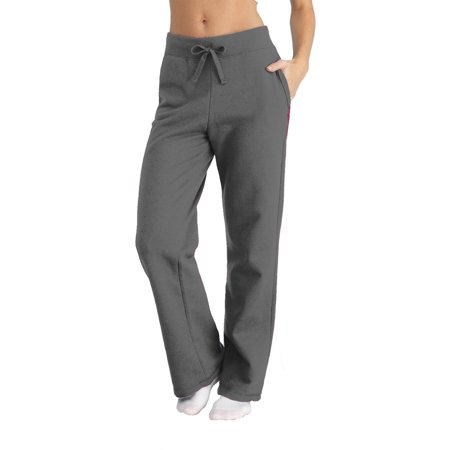 Gildan Heavy Blend Women's Fleece Sweatpants With Pockets .