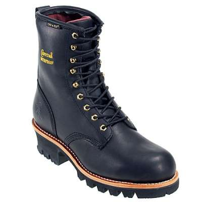 Chippewa Boots: Women's Waterproof Steel Toe Work Boots L730
