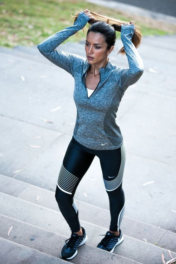 I need this outfit: Workout Clothes for Women   Sports Bra   Yoga .