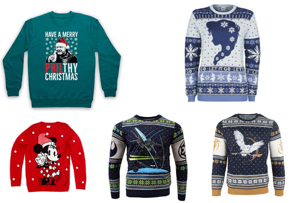 Christmas Jumpers 2019 | Best picks for Christmas Jumper Day .