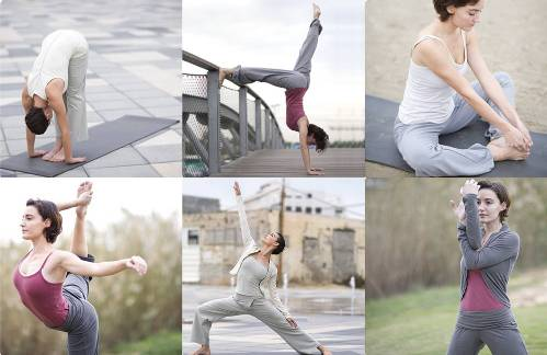 Friday Find :: Anjaly Organic Cotton Yoga Clothing - Feel Good Sty